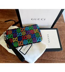 Gucci psychedelic pouch Original