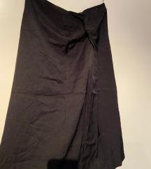 MANGO crna suknja NOVO s etiketom vel 36