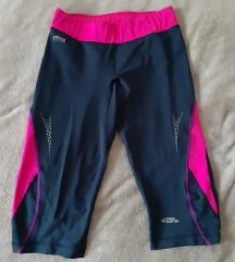 Frank Shorter plavo roze sportske 3/4 tajice