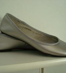 Balerinke srebrene br.37=24 cm