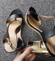 ALDO crne cipele na petu