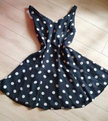 Slatka haljina na točkice