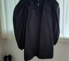 Zara haljina od popelina