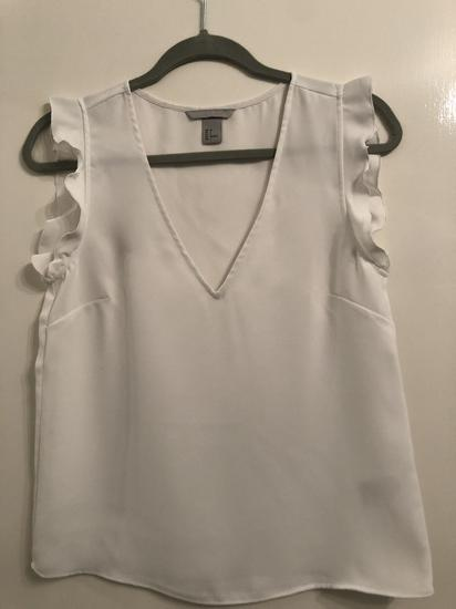 H&M bluze - bijela i crna