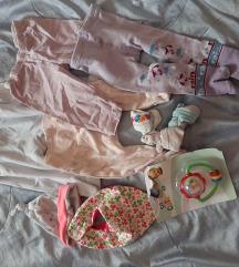 Lot odjeće za bebe