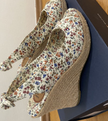 Sandale na punu petu Tommy Hilfiger