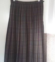 Nova midi plisirana suknja 42-44