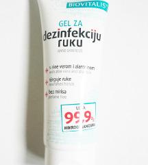 BIOVITALIS gel za dezinfekciju ruku