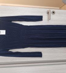 Zara nova modra haljina