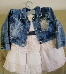 Haljinica i jakna