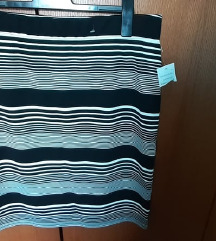 Suknja Nova  prekrasna,rastezljiva!