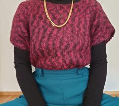Hot pink džemper
