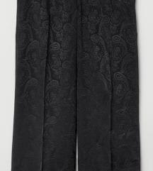 H&M hlače širokih nogavica - NOVO!