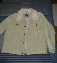 Topla zimska jakna vel. 12
