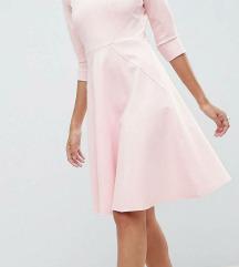 Svijetlo roza haljina nova