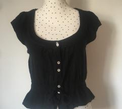 Miss Selfridge crni top