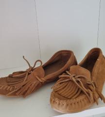 Zara cipele u boho stilu
