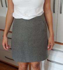Zimska suknja Tom Tailor
