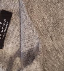 Bershka vunena tanka haljina