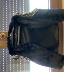 Krzneni kaput/prsluk
