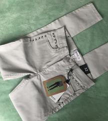 Mango voskane hlače, s etiketom, vel. 32