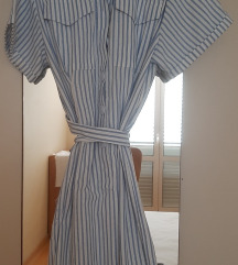Midi haljinica na pruge 🤩