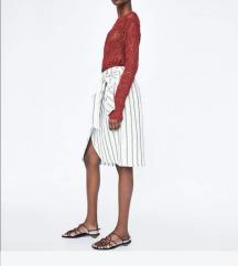 Zara suknja XL
