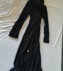 tanka vunena duga, uska haljina, vel.36-38