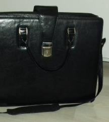 Poslovna kozna torba
