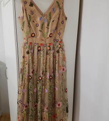 Cvijetna haljina-like Andrea Zvono