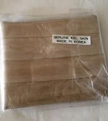 4 Novcanika od kože jegulje / ORIGINAL