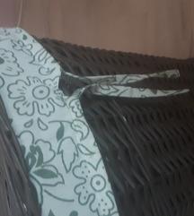 Ukrasna pletena košara za pohranu