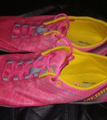 Pink Marrell performance footwear