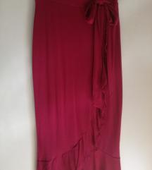 Moderna asimetrična suknja 🆕