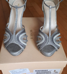 Svecane srebrne cipele