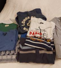 Lot odjeće za dječake 6 god