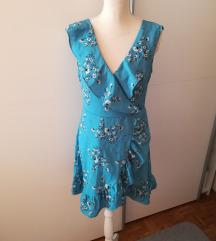 Nova Zaful plava haljina