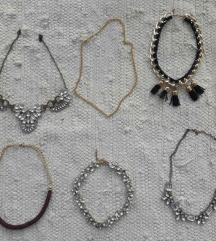 Lot 6 ogrlica 60 kn + pt