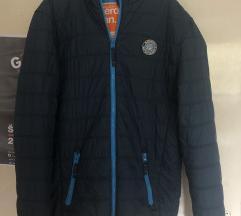 Superdry Japan plava jakna