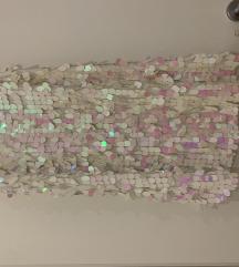 Zara haljina na ljuskice