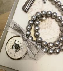 Ogrlica biseri perle