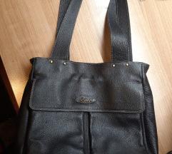 Nova crna torba PRAVA KOŽA