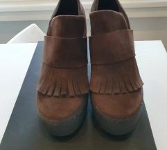 Cipele od brušene kože. NOVO. Sniženo!!