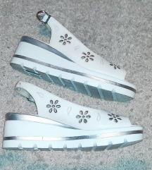 Remonte (Rieker) retro kožne sandale