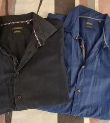 2 muške košulje
