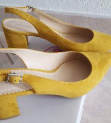 %Žute cipelice na blok petu-akcija%
