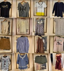 Zara, H&M ljetni lot