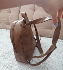 Novi kožni ruksak 🎒