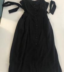 Zara haljina sa naramenicama TRF