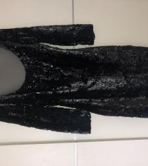 Vecernja haljina strukirana